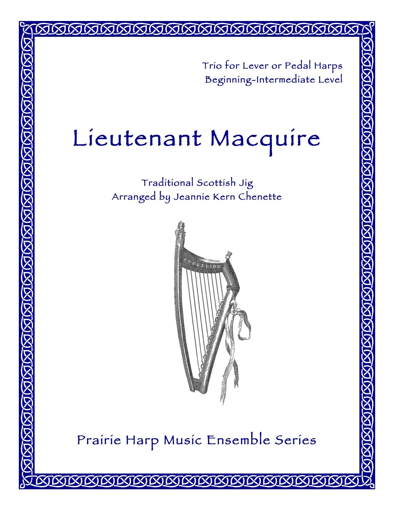 Lt  Macguire | Prairie Harp Music